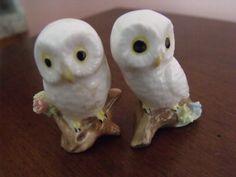 Owl family / animal family / pair of owls / mini by RetroBuy, $12.50