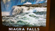 Mandela Effect - Niagra Falls no longer exists..