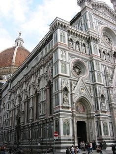 Firenze! My favorite big city in Italy