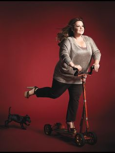 melissa mccarthy Pity anyone who thinks Bridesmaids was the start of her career.....