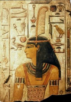 Maat the goddess of order and stability
