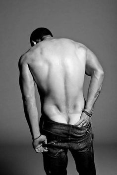 Why yes, that butt crack does belong to Nick Jonas!