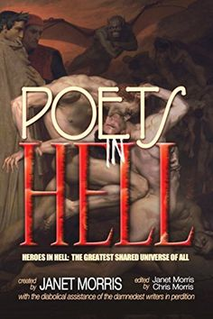 Poets in Hell - a great collection of stories about life in the afterlife; full of profound satire and pitchfork fun. I am biased though - I wrote one of the stories! Long Books, My Books, The Power Of Introverts, Heroes Book, Warrior King, Indie Books, Fantasy Books, Fantasy Literature, Best Selling Books