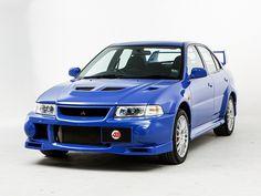 1999-2000 Mitsubishi Lancer GSR EVO VI