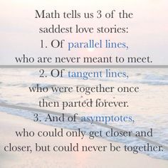 #math #love #quotes