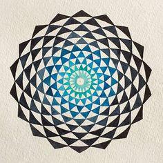 Art Blog by Claudia Calderas: Triangles