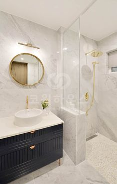 Kitchen Counter Decor Ideas A world of bathroom decor ideias for you - Drawer Handles Bathroom Plants, Bathroom Spa, Small Bathroom, Master Bathroom, Bathroom Marble, Bathroom Ideas, Bathroom Drawers, Vanity Bathroom, Bathroom Signs