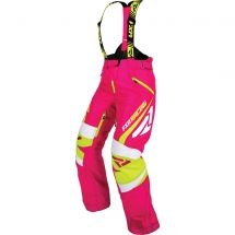 FXR Women's X-System Fuchsia/Electric Lime Snowmobile Pants Snowmobile Pants, Snowmobile Clothing, Lime, Electric, Sweatpants, Suits, Clothes, Collection, Shopping