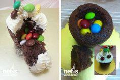 Kağıt Bardakta Sürpriz Cupcake (13 Tane Çıkıyor)