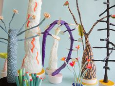 Adam Frezza and Terri Chiao are a col­lab­o­ra­tive duo who have been work­ing together since 2011. They explore play and craft among a rang...