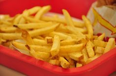 I got French fries! Find Out What Snack You Should Eat Right Now