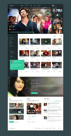 Tvshows-Hd web sites web ui design, web design inspiration и web design. Simple Web Design, Web Ui Design, Page Design, Layout Design, Low Poly, Website Sample, Movie Date Outfits, Website Themes, Website Designs