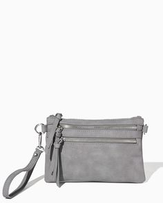 Dainty Double Wristlet Crossbody $22 at Charming Charlie #afflink