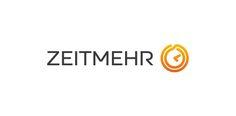 Zeitmehr (More Time) logo
