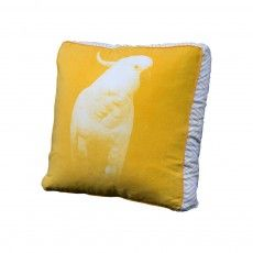 Cushions Archives - Page 4 of 14 - Bonnie and Neil Bonnie And Neil, Yellow Cushions, Box Cushion, Cockatoo, Screen Printing, Throw Pillows, Prints, Bleach, Coupon