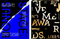 Paris designer Jimbo Barbu creates cool experimental posters for club nights and exhibitions