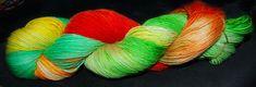 Wolle färben mit Eierfarben, super erklärt!