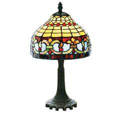 lmpara sobremesa para led tiffany cenefa lamparas decoracion diseo
