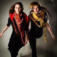 Knot scarf Winter2012 - Collections - Liber Hverfisgötu 50 101