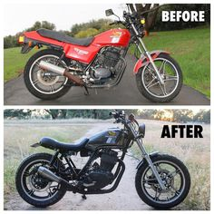Find out more about a handful of my most desired builds - modified scrambler designs like Custom Cafe Racer, Cafe Racer Bikes, Cafe Racer Honda, Cafe Racer Motorcycle, Cafe Moto, Honda 125, Cool Motorcycles, Vintage Motorcycles, Honda Nighthawk 250