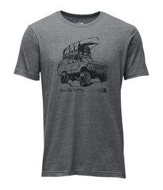 b344700819 Men's Short-Sleeve Off Road Tri-Blend Tee Funny Shirts, Tee Shirts,