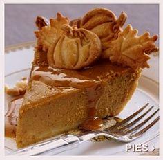 Ѽ Fall Pie Cutouts