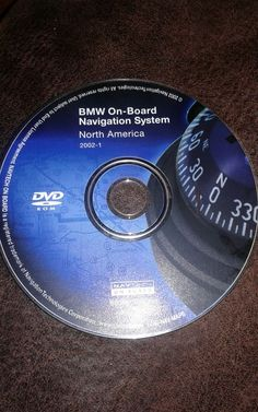2002 BMW 7 series On Board Navigation System North America  2002-1 DVD  | eBay Motors, Parts & Accessories, Car Electronics | eBay!