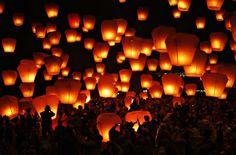 Top 10 Festivals around the world. Bucket List!