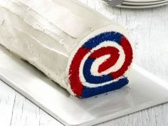 Red, White and Blue Cake Roll : This twist on a classic dessert proves that swirls and stripes are even better together.