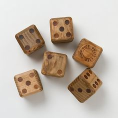 Yard Dice in Gifts Perfect For... The Little One at Terrain