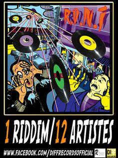 North Unity Music: R.V.N.I RIDDIM [DIFF RECORDS](FREE DOWNOLAD)