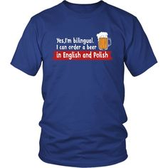 Polish Beer Shirt