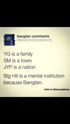 I've never seen a more accurate post, BTS drives ARMY insane XD Bts Namjoon, Taehyung, Bts Bangtan Boy, Funny Kpop Memes, Bts Memes, Kdrama Memes, Vixx, Btob, Kyungsoo