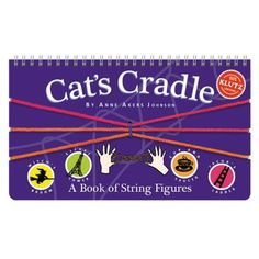 Cat's Cradle Book Kit- - http://craftstoresonline.org/cats-cradle-book-kit