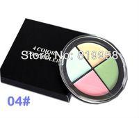 Envío gratis !! Venta mineral caliente de la paleta de 4 colores de Concealer Palette 4FG -04 #