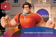 Terinspirasi dari Game Arcade tahun 90-an, 'Wreck It Ralph' berhasil menghibur sebagian besar penontonnya! Have you seen it?    *as posted on XL Rame