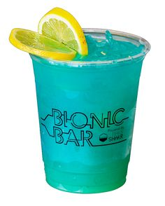 Pure NRG drink recipe from the Bionic Bar onboard the Quantum of the Seas and Anthem of the Seas cruise ships - Royal Caribbean