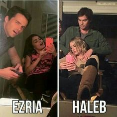 Süße - Pretty Little Liars - Chemistry Informations Pretty Little Liars Meme, Ashley Benson, Luci Hale, Pll Memes, Pll Quotes, Films Netflix, Ezra Fitz, Pll Cast, Best Shows Ever