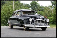 1949 Nash Ambassador