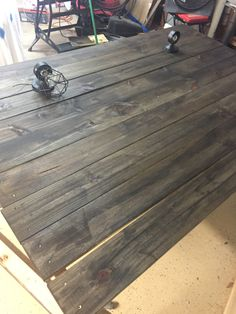 Regular 1x6 and 2x4's Dining Table, Rustic, Furniture, Home Decor, Country Primitive, Decoration Home, Rustic Feel, Room Decor, Dinner Table