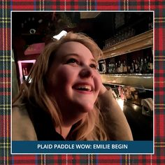 The inaugural Plaid Paddle Woman of the Week (WoW): Emilie Begin ❤️ Emilie has been winning at life by taking risks and creating a whole new life for herself. She moved cross country to San Francisco and made it her home, she is always up for new adventure big or small or culinary, she discovered that she is good at spin class, she makes us laugh with enviably funny commentary on everything, and she is one of the kindest and most generous people I know.