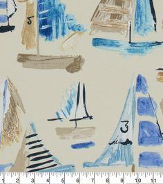 Smc Designs Tropix Outdoor Canvas 54''-Natural Palavas Franco