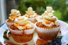♥ ♥ ♥ ♥ - - - BANOFFEE CUPCAKES ! ! ! - - - - ♥ ♥ ♥ ♥ - - - - RECIPE - - - ♥ ♥ ♥ ♥ - - - GooooooooooooD ! ! !