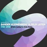 Sander Kleinenberg & Felix Leiter - The One (Felix Leiter's Club Rub) [Preview] by DjFelixLeiter on SoundCloud
