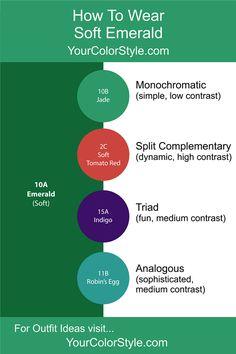 How To Wear Soft Emerald – Jen Thoden