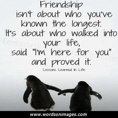 Unexpected friendship quotes - Collection Of Inspiring Quotes ...