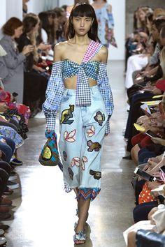 Peter Pilotto Spring 2017 Ready-to-Wear Collection Photos - Vogue
