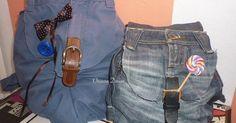 De pantalón a mochila: recicla tus jeans