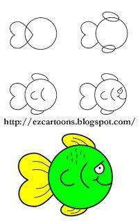 123 En Iyi Kolay Hayvan çizimleri Görüntüsü Learn To Draw Easy