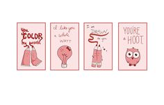 Valentines for Designers on Behance